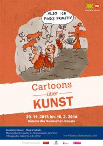 Cartoons über Kunst