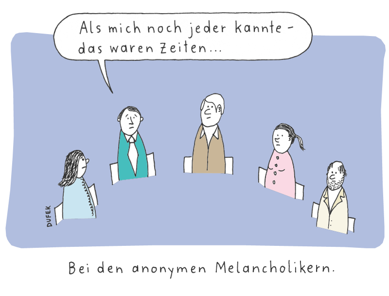 Anonyme Melancholiker
