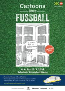 Cartoons über Fussball