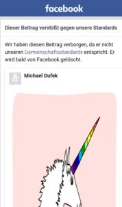 Facebook Löschung