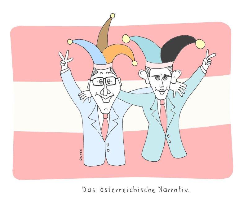 Das österreichische Narrativ