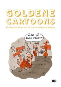 Buch Goldene Cartoons