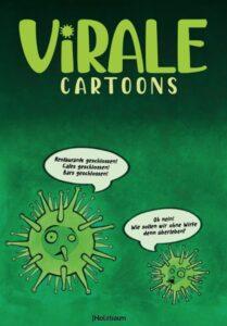Buch Virale Cartoons