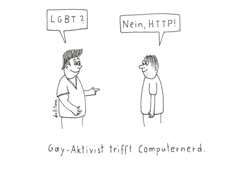 LGBT HTTP