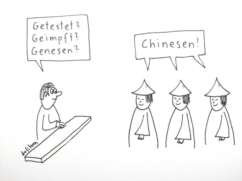 3G Chinesen